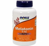 NOW Melatonin 5mg (180 капс.)