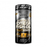 MuscleTech Platinum Omega Fish Oil (100 капс.)