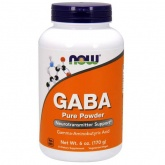 NOW GABA Pure Powder (170 г.)