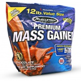 MuscleTech 100% Premium Mass Gainer v2 (5400 г.)