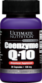 Ultimate Coenzyme Q-10 30 (капс.)