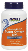 NOW Super Omega EPA 1200 mg (60 капс.)