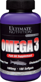 Ultimate Omega-3 (180 капс.)