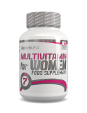 BioTech Multivitamin for Women (60 таб.)