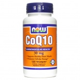 NOW CoQ10 30 mg (120 капс.)