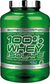 Scitec 100% Whey Isolate (2000 г.)