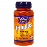 NOW Tribulus 500 mg (100 капс.)