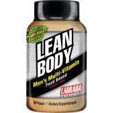 Labrada Lean Body Men's Multi-Vitamin  (60 капс.)