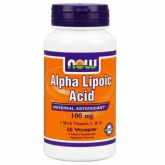 NOW Alpha Lipoic Acid 100 mg (60 капс.)