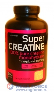 XXI Power Super Creatine (200 г.)