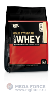 ON 100% Whey Gold Standard (4540  г.)