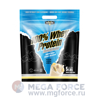 Maxler Ultrafiltration Whey Protein м/уп. (2270 г.)