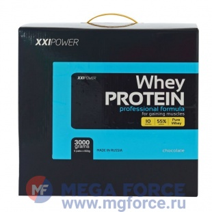 XXI Power Whey Protein (3000 г.)
