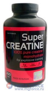 XXI Power Super Creatine (200 капс.)