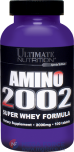 Ultimate Amino 2002 (100 таб.)