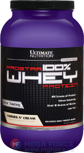 Ultimate Prostar Whey Protein (907 г.)
