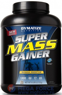 Dymatize Super Mass Gainer (2720 г.)