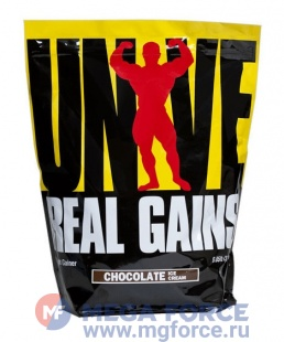 Universal Real Gains (3110 г.)