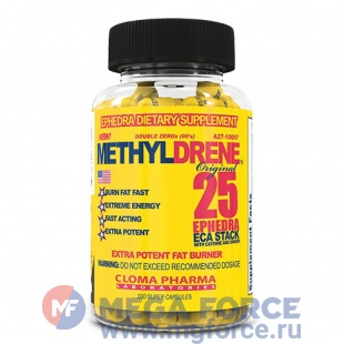 Cloma Pharma Methyldrene-25 (100 капс.)