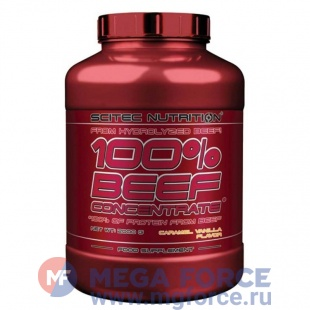 Scitec 100% Beef Concentrate (2000 г.)